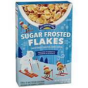 Hill Country Fare Sugar Frosted Flakes Cereal