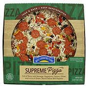 Hill Country Fare Supreme Pizza