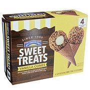 Hill Country Fare Sweet Treats Vanilla Crunchy Cones