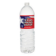 Hill Country Fare Texas Spring Water