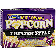 Hill Country Fare Theater Style Extra Butter Flavor Microwave Popcorn