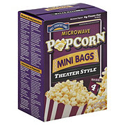 Hill Country Fare Theater Style Mini Bags Microwave Popcorn