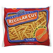 Hill Country Fare Traditional Regular Cut French Fried Potatoes Value Pack