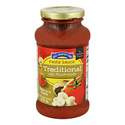 Hill Country Fare Traditional with Mushroom Pasta Sauce