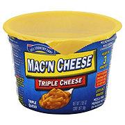 Hill Country Fare Triple Cheese Mac'n Cheese Cup