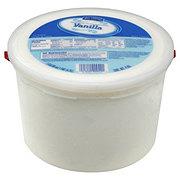 Hill Country Fare Vanilla Ice Cream