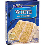 Hill Country Fare White Moist Cake Mix