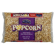 Hill Country Fare White Popcorn