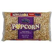 Hill Country Fare White Popcorn