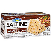 Hill Country Fare Whole Grain Saltines
