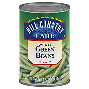 Hill Country Fare Whole Green Beans