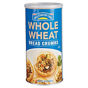 Hill Country Fare Whole Wheat Bread Crumbs