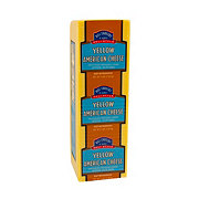Hill Country Fare Yellow American Cheese, sold by the
