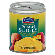 Hill Country Fare Yellow Cling Peach Slices In Natural Juice