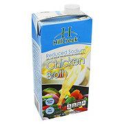 Hill Creek Reduced Sodium Chicken Broth