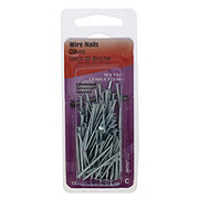 Hillman 1 1/4 Inch x 16 Galvanized Wire Nails