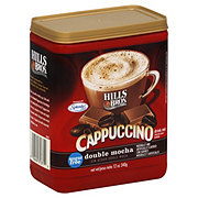 Hills Bros. Sugar Free Double Mocha Cappuccino Drink Mix