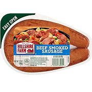 Hillshire Farm Beef Smoked Sausage Rope