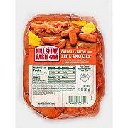 Hillshire Farm Cheddar and Bacon Lit'l Smokies Smoked Sausage