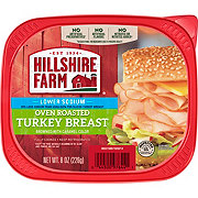 Hillshire Farm Oven Roasted Turkey Breast Lower Sodium