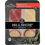 Hillshire Farm Prosciutto With White Cheddar Cheese Snack Plate
