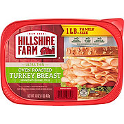 Hillshire Farm Thin Sliced Oven Roasted Turkey Breast Family Size