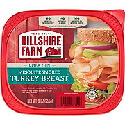 Hillshire Farm Ultra Thin Mesquite Smoked Turkey Breast