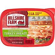 Hillshire Farm Ultra Thin Oven Roasted Turkey Breast