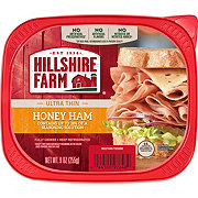 Hillshire Farm Ultra Thin Sliced Lunchmeat, Honey Ham