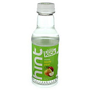 Hint Caffeine Kick Unsweet Apple Pear Infused Water