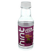 Hint Caffeine Kick Unsweet Black Raspberry Infused Water