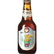 Hitachino Nest Ginger Ale Beer Bottle