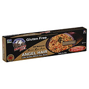 Hodgson Mill Gluten Free Brown Rice Angel Hair With Golden Milled Flax Seed
