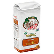 Hodgson Mill Organic Wheat Free Yellow Corn Meal