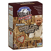 Hodgson Mill Premium Steel Cut Oats Cereal