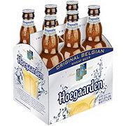 Hoegaarden Original Belgian White Beer 11.2 oz Bottles