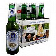 Hofbrau Hefe Weizen Beer 12 oz bottles