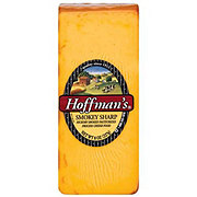 Hoffman's Smokey Sharp Cheese