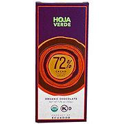Hoja Verde Dark Chocolate 72%