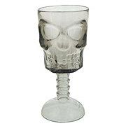 Holiday Market Halloween Skull Goblet