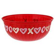 Holiday Market Valentine 6 qt Bowl