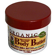 Hollywood Beauty Organic Body Butter