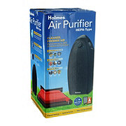 Holmes Mini-Tower Air Purifier with HEPA-Type Filter