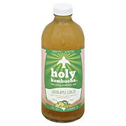 Holy Kombucha Green Apple Ginger
