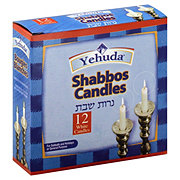 Holyland Sabbath White Candles