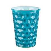 Home & Garden Party Honeycomb Turquoise Texas Coast