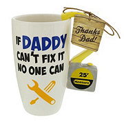 Home Essentials & Beyond If Daddy Can't Fix It Mug
