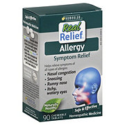 Homeolab Real Relief Allergy Symptom Relief