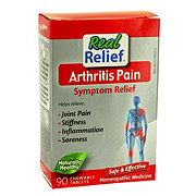 Homeolab Real Relief Arthritis Pain Tabs