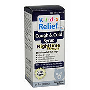 Homeolab USA Kids Relief Cough/cold Night